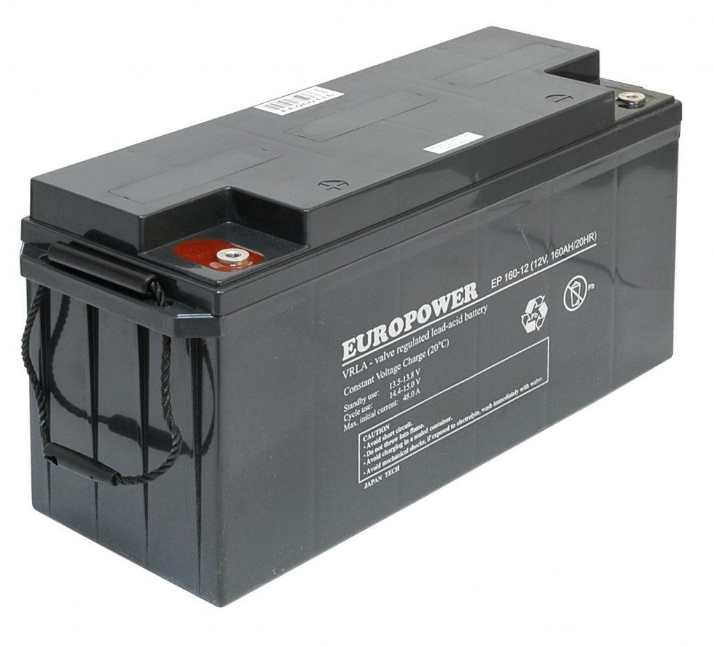 Akumulator 160Ah 12V